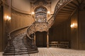 Picture staircase, decoration, design, wood