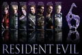 Picture game, Resident Evil, Leon Scott Kennedy, Helena Harper, Chris Redfield, Jake, Sherry Birkin, Biohazard 6, ...