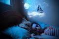 Picture mood, sleep, girl