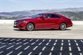 Picture red, Mercedes-Benz, CLS, car, 500, 4Matic