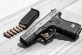 Picture Austrian, self-loading, weapons, Glock 32, gun