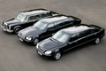 Picture three, Pullman, Maybach, Mercedes