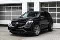 Picture Mercedes-Benz, Mercedes, AMG, crossover, AMG, GLE-Class, W166