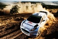 Picture Ford, Rally, WRC, Rally, Ford, There Miss, Fiesta